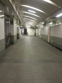 都営大江戸線「東中野駅」からpotamuにお越しのお客様へ