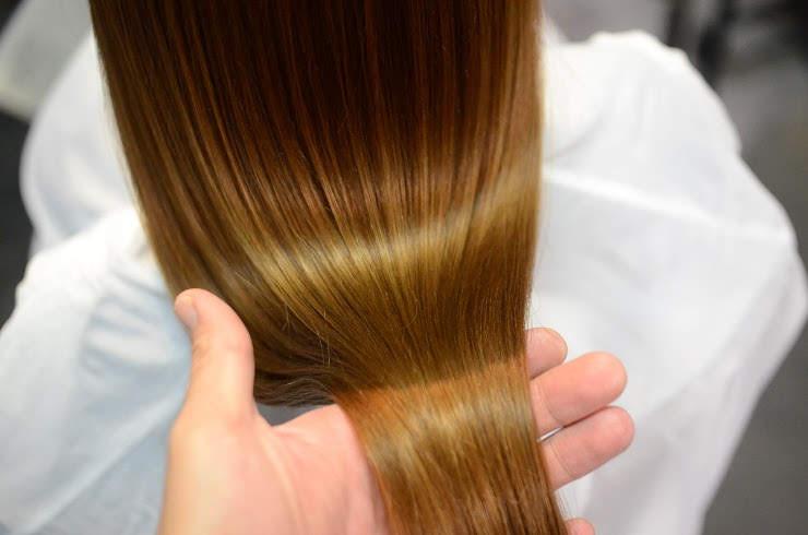 夏の終わりから秋は、髪の夏疲れをケアして欲しい